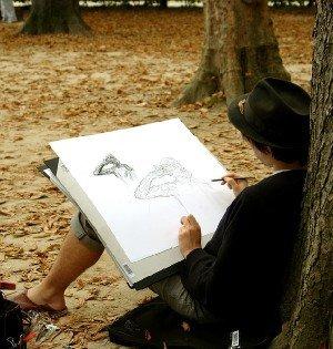 Как молодому художнику заработать приличные деньги