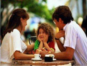 Как подружить ребенка с отчимом