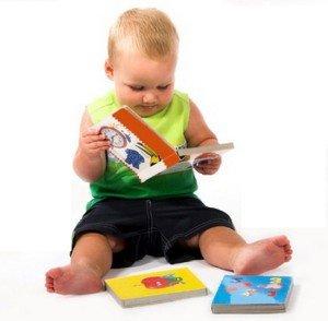 Раннее речевое развитие ребенка