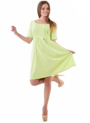 Выбор платья по типу фигуры и цвету волос