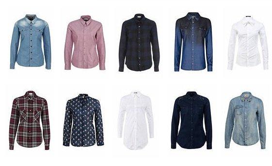 Женские рубашки, блузки, топы футболки 2016