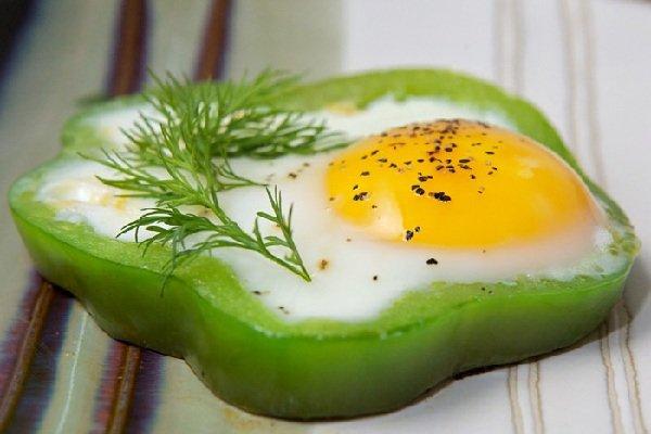 Блюда из яиц - необычные рецепты.