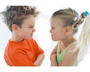 Детская агрессия - причины и методы борьбы