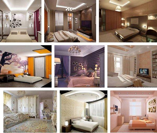Дизайн спальни - уютно и красиво