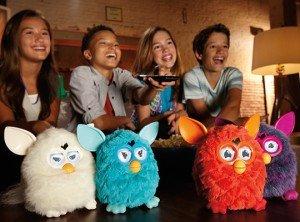 Furby Boom купить ребенку