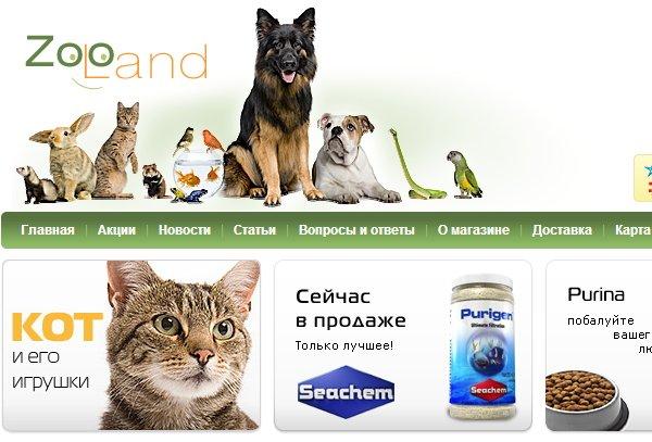 Интернет магазины для домашних животных