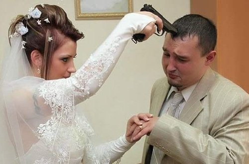 Не хочет жениться!