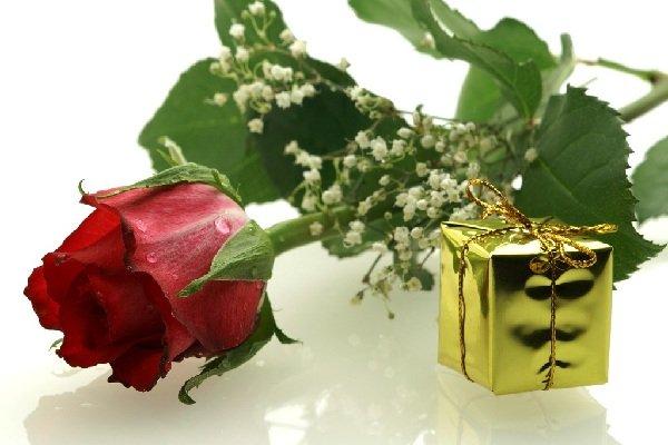 Подарков и цветов не дарит