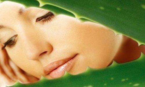 Натуральный уход за проблемной кожей лица