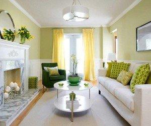 Уютная гостиная - правила интерьера