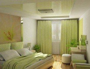 Уютная спальня - идеи интерьера