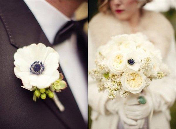 Букет невесты и свадебная флористика.
