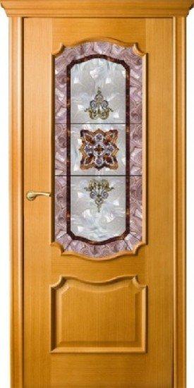 Двери со стеклом межкомнатные Оникс