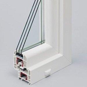 Хорошее пластиковое окно