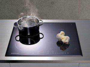 Индукционная плита - чудеса на кухне!
