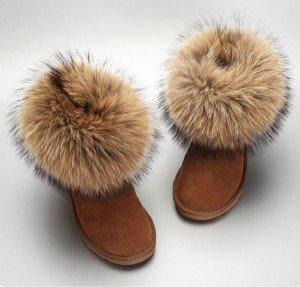 Какая обувь будет греть зимой