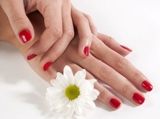 Маникюр для коротких ногтей - инструкция