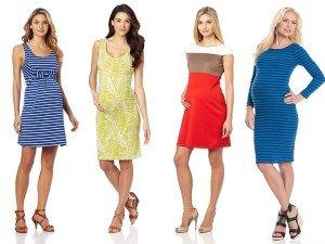 Мода для беременных - стильно и удобно!