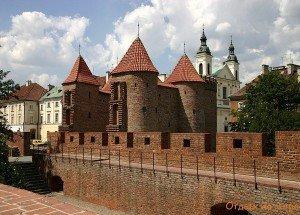 Отпуск в Варшаве - достопримечательности города