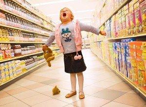 Ребенок требует купить - что делать?
