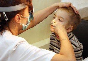 Синусит у детей - симптомы, диагностика и лечение