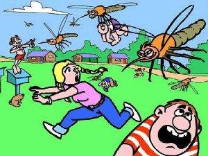 Средства от комаров для дачи и дома