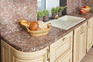 Столешницы для кухни - какую выбрать?