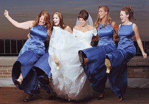 Свидетельница на свадьбе - как одеться