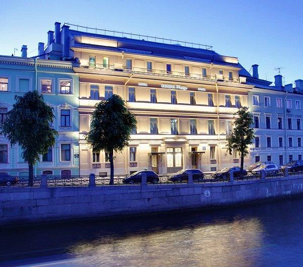 Отель в Санкт-Петербурге Domina Russia