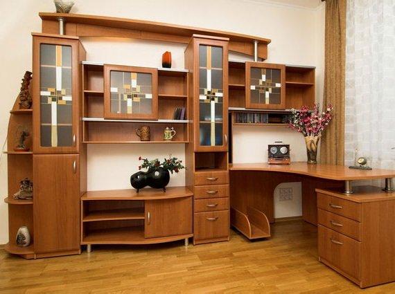 Деревянная мебель по индивидуальным проектам