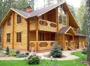 Деревянные дома и бани - особенности строительства