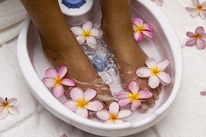 Детоксикацонные ванночки для ног