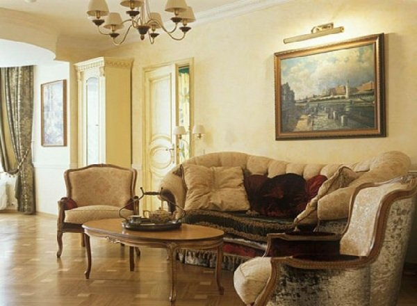 Дизайн интерьера - стили и решения