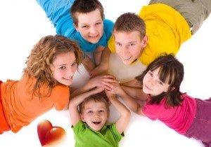 Дружба детей и потребность в дружбе