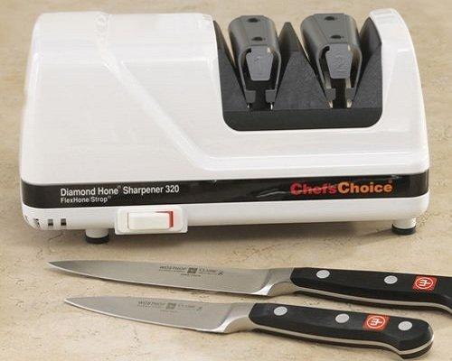 Электронная ножеточка – идеальный подарок