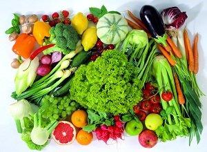 Фрукты и овощи - зимой и летом!
