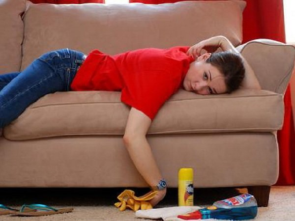 Хроническая усталость - симптомы и способы лечения.
