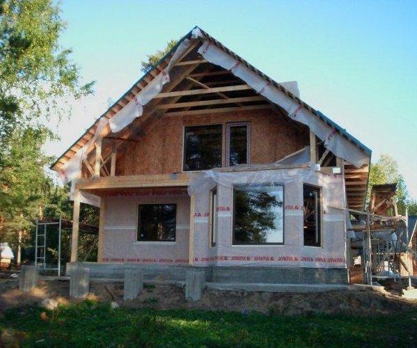 Какие строительные материалы нужны для постройки дома?