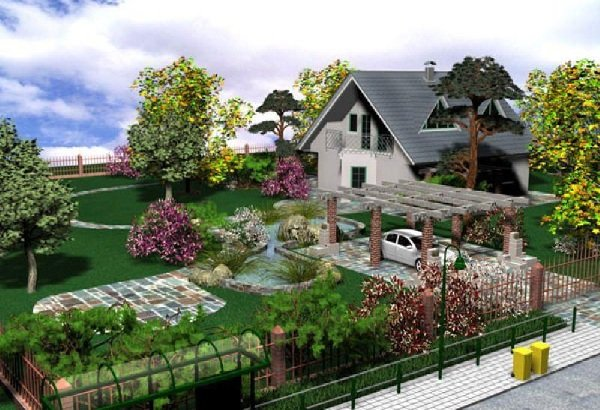 Комфорт для отдыха на загородных участках