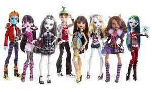Куклы Монстр Хай - Monster High
