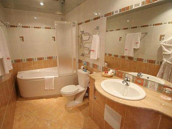 Новая ванная комната — на здоровье семьи!
