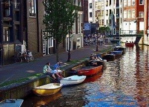 Отдых в Амстердаме - городе свободомыслия