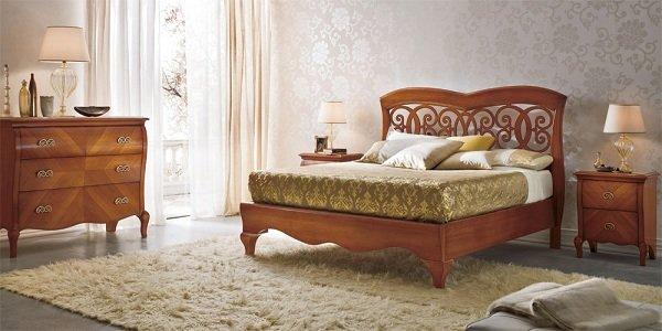Прекрасная мебель в спальню.