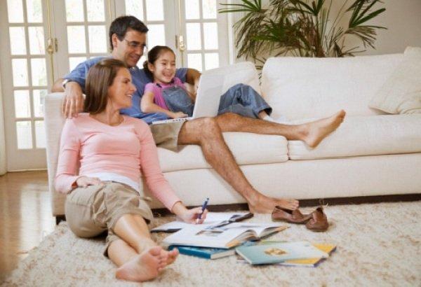 Семейный досуг - чем заняться в свободное время