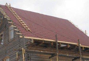Сколько нужно металлочерепицы на крышу