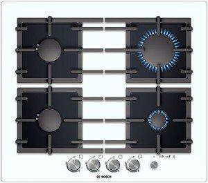 Варочная панель Bosch PPP612M91E