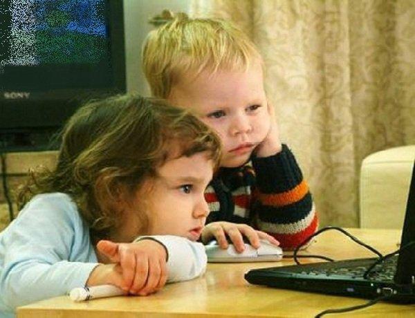 Влияние гаджетов на развитие дошкольников.