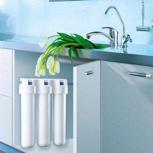 Водоочистительные фильтры для дома