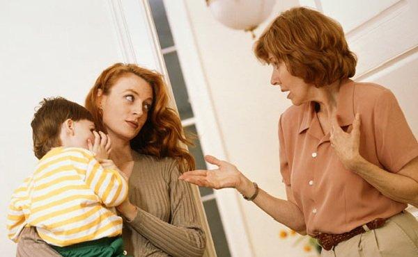 Жизнь с родителями - психология отношений.
