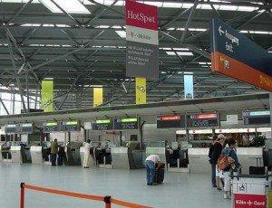 Заказать трансфер из аэропорта Кельн-Бонн